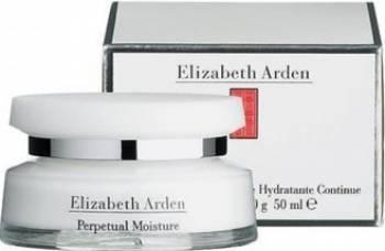 Crema de zi Elizabeth Arden Perpetual Moisture 50 ml Creme si demachiante