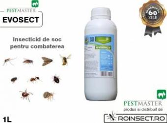 Pestmaster Insecticid Antiviespi Antitantari EVOSECT 1.2Kg Combaterea daunatorilor