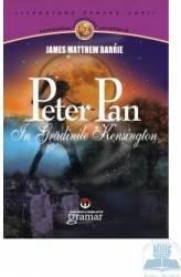 Peter Pan in gradina Kensington - James Matthew Barrie