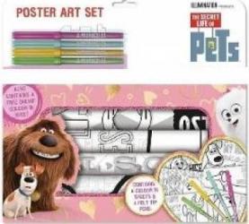 Pets Poster Art Set