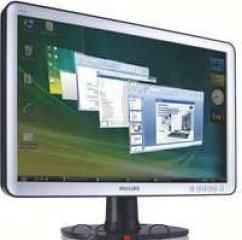 imagine Monitor LCD 19 Philips 190sw8fs 190sw8fs