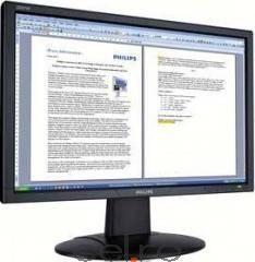 imagine Monitor LCD 20 Philips 200VW8FB 200vw8fb