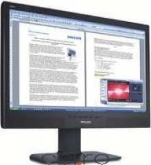 imagine Monitor LCD 24 Philips 240BW8EB 240bw8eb/00