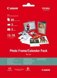 Photo Frame Calendar Pack Canon PFC-101 13 x 18 20 sheets