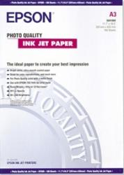 Photo Quality Ink Jet Paper Epson DIN A3 100 Blatt Hartie