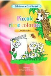 Piccole rime colorate - Mirela Georgescu