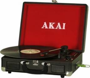 Pick-up AKAI ATT-E10 cu inregistrare pe USB Negru Pick up