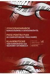 Piese Pentru Pian - De Compozitori Din Targu Mures