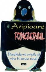 Pinguinul - Aripioare Carti