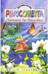 Pinocchietta Surioara lui Pinocchio - Emilio Manlio Bologna