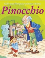 Pinocchio - Cele mai frumoase povesti clasice