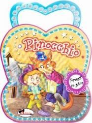 Pinocchio - Povesti cu zane Carti
