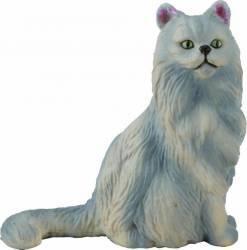 Pisica Persana-sezand Papusi figurine si accesorii papusi