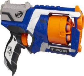 Pistol De Jucarie Nerf N-Strike Elite Strongarm Blaster