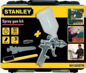 Pistol de vopsit Stanley gravitational 0.6 L