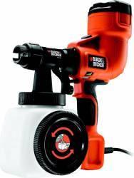 Pistol electric Black Decker HVLP200-QS pentru vopsit Aparate de spalat si vopsit cu presiune