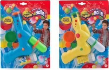 Pistol pentru baloane de sapun cu lichid