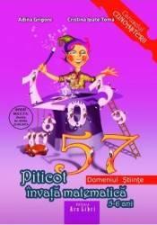 Piticot invata matematica - Grupa Mare - Adina Grigore Cristina Ipate-Toma Carti