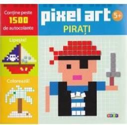 Pixel art - Pirati