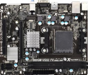Placa de baza AsRocK 960GM-VGS3 FX Socket AM3+