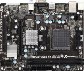 Placa de baza AsRocK 960GM-VGS3 FX Socket AM3+