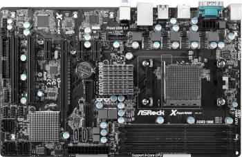 Placa de baza AsRock 980DE3U3S3 R2.0 Socket AM3+