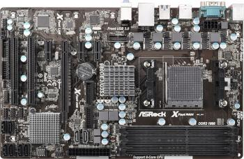 Placa de baza AsRocK 980DE3U3S3 Socket AM3+