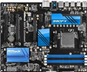 Placa de baza AsRock 990FX Extreme6 Socket AM3+ Placi de baza