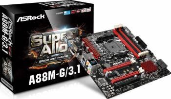 Placa de baza ASRock A88M-G 3.1 Socket FM2+ Placi de baza