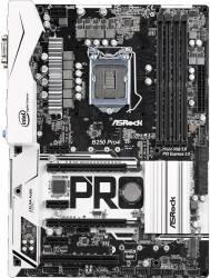 Placa de baza ASRock B250 PRO4 Socket 1151 Placi de baza