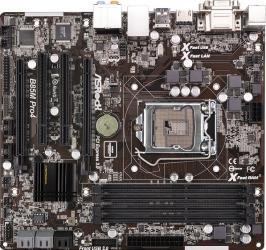 Placa de baza AsRock B85M Pro4 Socket 1150