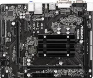 Placa de baza ASRock D1800M + Intel Celeron Dual Core J1800 Placi de baza