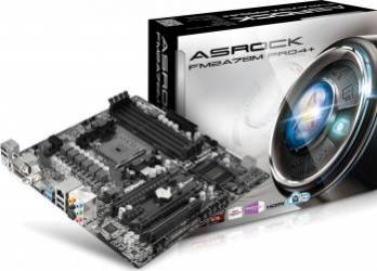 Placa de baza ASRock FM2A78M Pro4+ Socket FM2 FM2+ Placi de baza