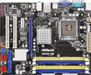 Placa de baza AsRock G41C-GS Socket 775 Rev 2.0 Placi de baza