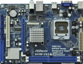 Placa de baza AsRock G41M-VS3 R2.0 Socket 775