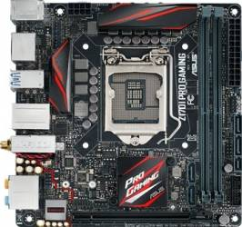 Placa de baza Asus Z170i Pro Gaming Socket 1151