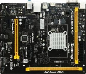 Placa de baza Biostar J1800MH2+Intel Dual-core Celeron J1800 Placi de baza