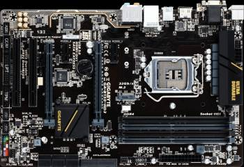 Placa de baza Gigabyte B150-HD3 Socket 1151