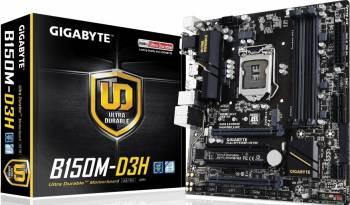 Placa de baza Gigabyte B150M-D3H DDR4 Socket 1151
