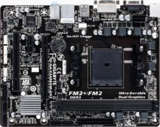 Placa de baza Gigabyte F2A88XM-DS2 Socket FM2+ rev.3.1