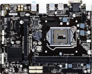 Placa de baza Gigabyte GA-B85M-D2V rev 3.0 Socket 1150