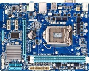 Placa de Baza Gigabyte GA-H61M-S1 Socket 1155 Refurbished 2