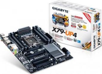 Placa de Baza Gigabyte GA-X79-UP4 Socket 2011