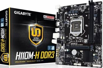 Placa de baza Gigabyte H110M-H DDR3 Socket 1151