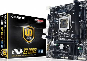 Placa de baza GIGABYTE H110M-S2 DDR3 Socket 1151