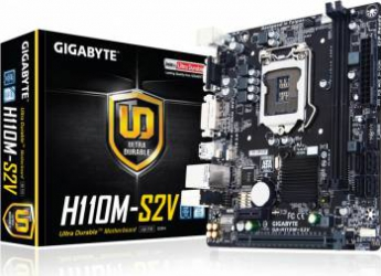 Placa de baza Gigabyte H110M-S2V Socket 1151