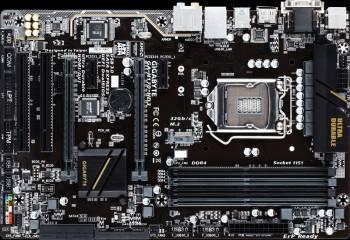 Placa de baza Gigabyte H170-HD3 Socket 1151