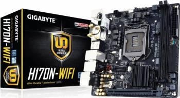 Placa de baza Gigabyte H170N-WIFI DDR4 Socket 1151