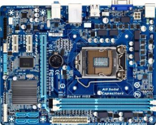 Placa de baza Gigabyte H61M-DS2 Soket 1155 Refurbished