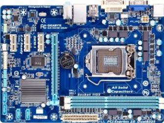 Placa de Baza Gigabyte H61M-DS2V Socket 1155 Refurbished